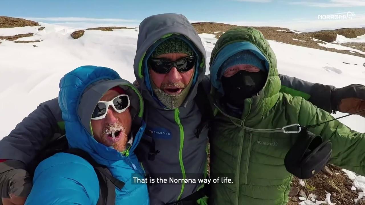 Norrøna Kläder för de tuffaste expeditionerna