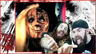 Lordi - Hug You Hardcore (OFFICIAL VIDEO) - REACTION