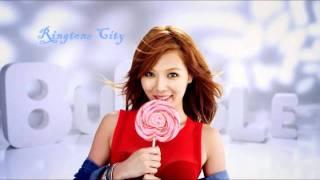 Ringtone City: Hyuna - Bubble Pop