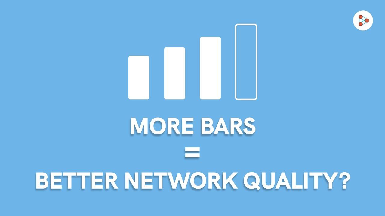 More Bars = Better Network Quality? | Don't Memorise #Shorts
