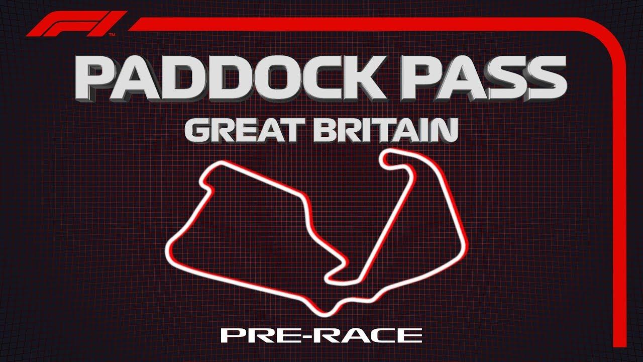 F1 Paddock Pass: Pre-Race at the 2019 British Grand Prix
