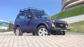 Экспедиционный силовой багажник на Ниву. Бортовой журнал ЛАДА 4х4 НИВА 3 дв LADA 4x4 Niva