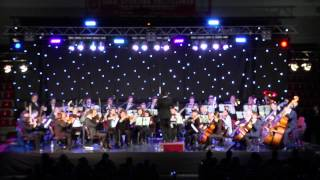 Filarmonica Mhail Jora din Bacau la Onesti