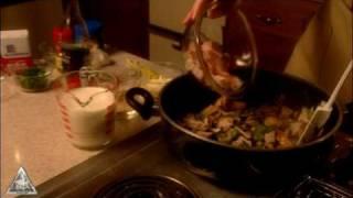 Wild Rice & Mushroom Soup Recipe