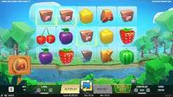 STROLLING STAXX SLOT - Cubic fruits themed video slot machine game from NetEnt