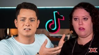 MIRIAM A TIK TOK-ON! | DEZSŐ BENCE VS MUSICAL.LY #4