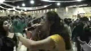 Download Hindi Video Songs - Priti - O Rangrasiya - Oct 13 - Navratri 2007 Atlanta