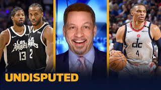 Chris Broussard reacts to reports of Kawhi choosing to play with PG over Russ | NBA | UNDISPUTED