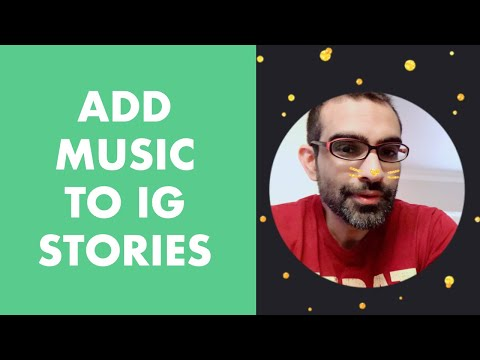 How To Add Music & Song Lyrics To Instagram Stories 2019   SUPER FUN