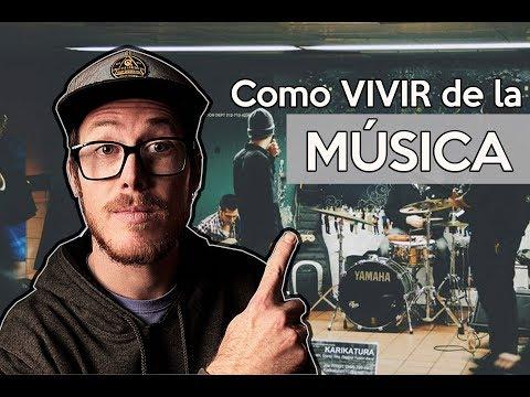 Como VIVIR de la MÚSICA | Audio para Músicos