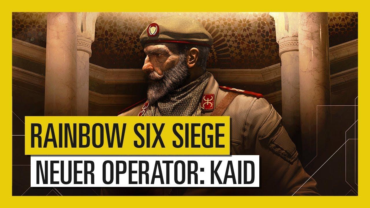 kaid rainbow six siege
