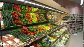 Fruit & Vegetable Humidification