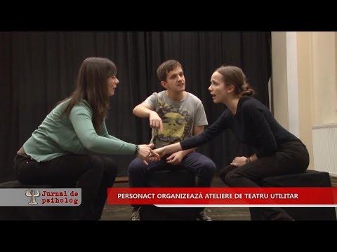 Personact - dezvoltare personală prin teatru