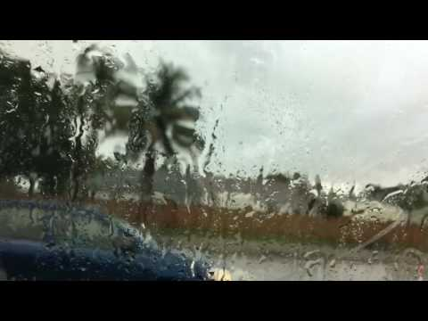 Morning Miami Thunderstorm Monday, June 26, 2017