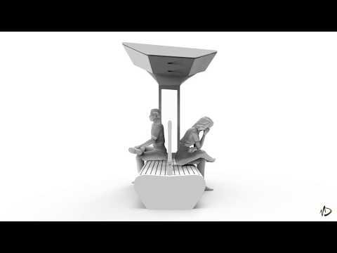 Solar Charging Bench Presentation
