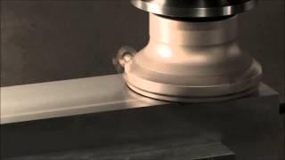 WGX 45 Degree Milling Cutter