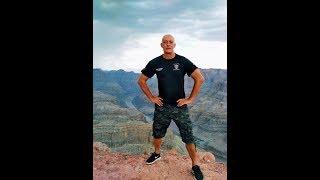 Systema Spetsnaz Las Vegas Vadim Starov Trip Grand Canyon