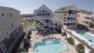 Outerbanks Vacation | Highlights | Drone Footage (OBX 2014)