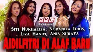 Siti Nurhaliza, Noraniza Idris, Liza Hanim, Anis Suraya - Aidilfitri Di Alaf Baru (Official MV - HD) MP3