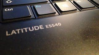 Dell Latitude 5000 Series, E5540 Review