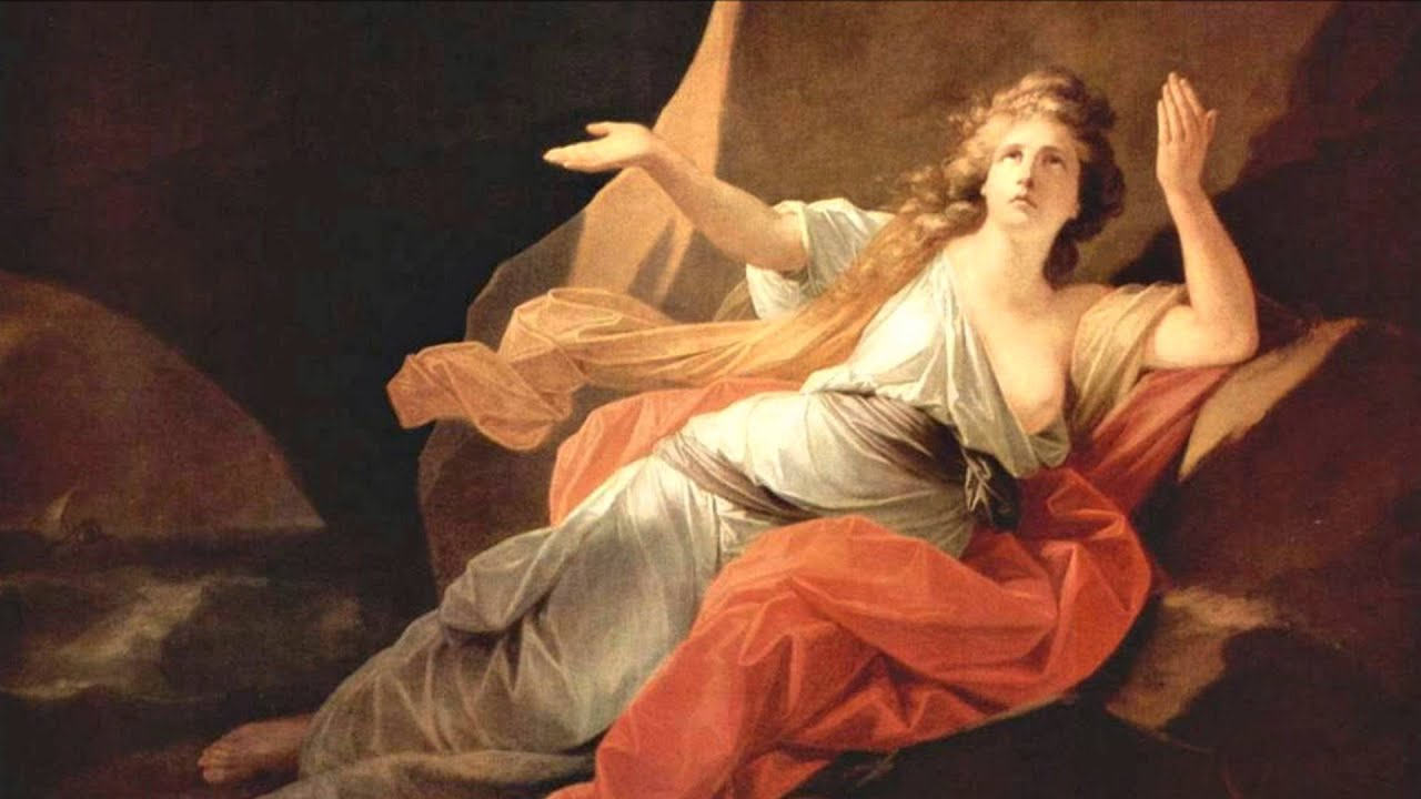 Vergil's use of Medea as a model for his Dido.