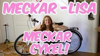 MECKAR-LISA meckar cykel!