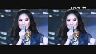 Sarah Geronimo - Spiels - Sarah G Live (Dec 2, 2012)