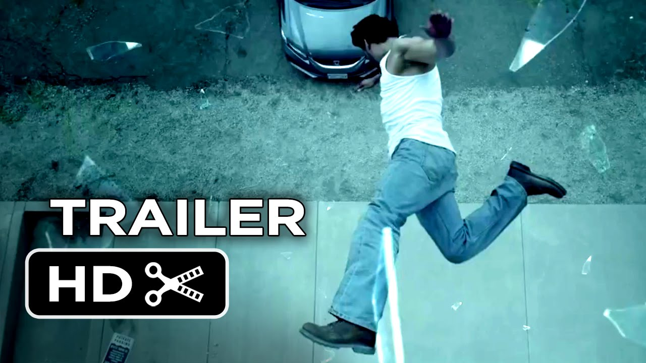 The Frame Official Trailer (2014) - Jamin Winans Science Fiction ...