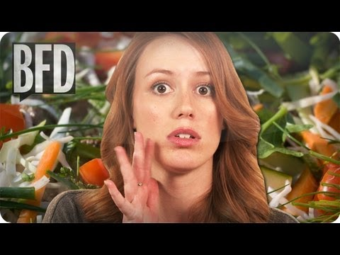 Local, Organic, In Season: Food's Carbon Footprint | BFD | TakePart TV
