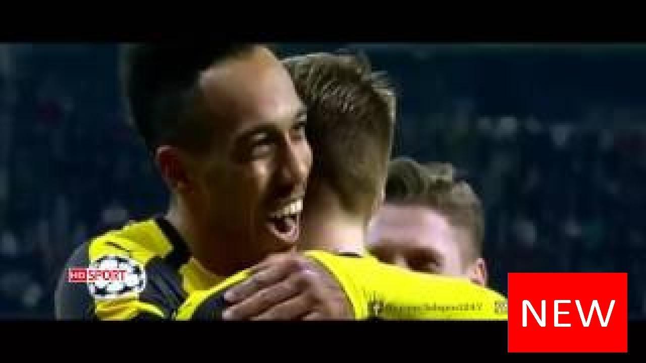 Real Madrid vs Borussia Dortmund 2-2 All Goals HD ~ UCL 7/12/2016 -Benzema^^!