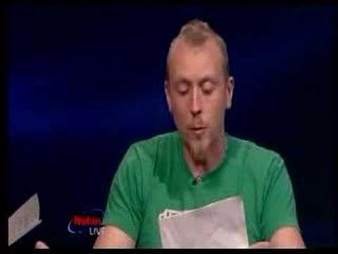 Akercocke Irish BBC TV Interview