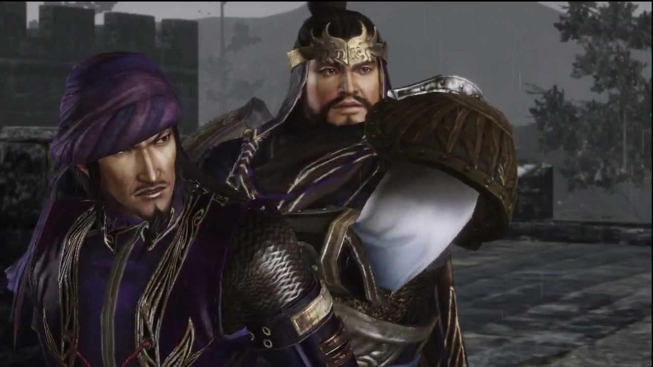 Dynasty Warriors 7 - Story Mode: Wei (Jia Xu) - YouTube