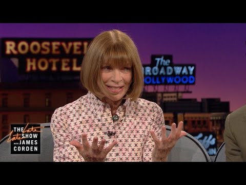 Why Anna Wintour Got Fired As A Stylist
