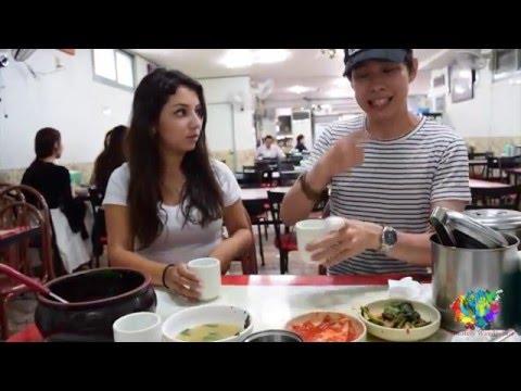 Korean Drinking Etiquette