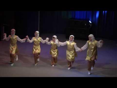 Турецкий танец Платочек
