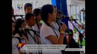 ¡Esta Fue La Sorpresa Que Hizo Llorar al Presidente de la República de Ecuador Rafael Correa Degado!