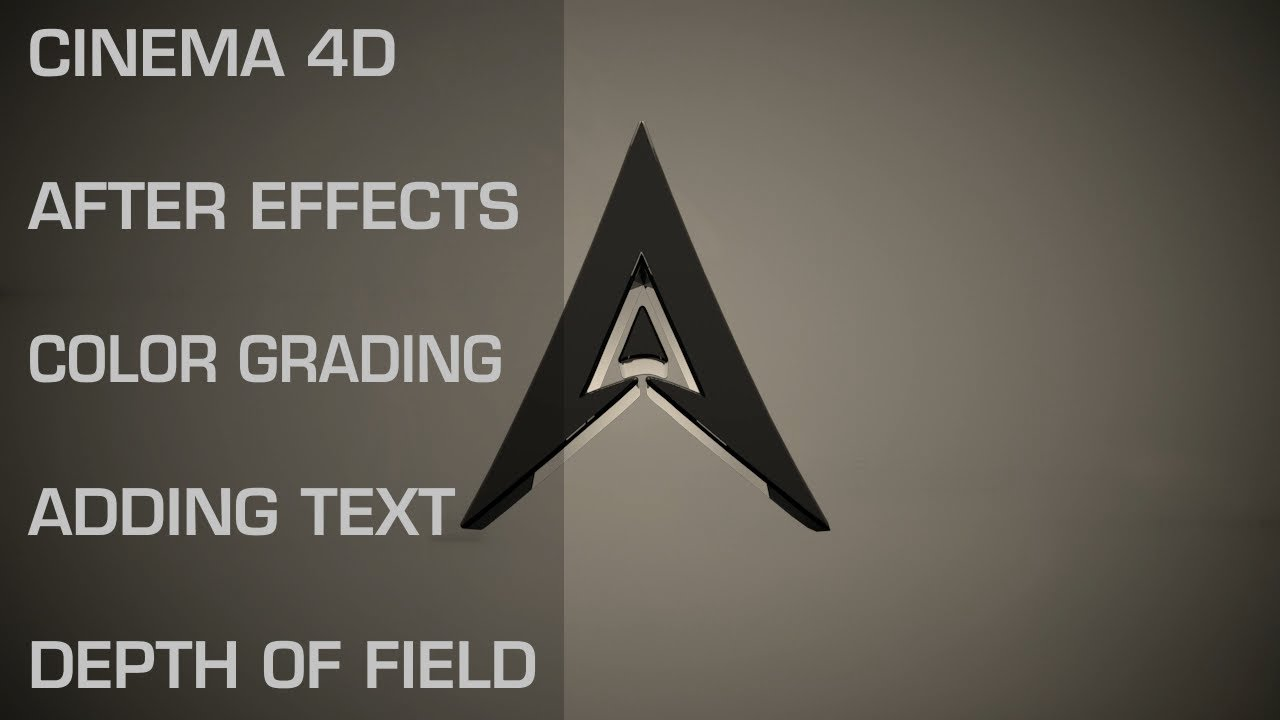 how to add colouring to after effects video