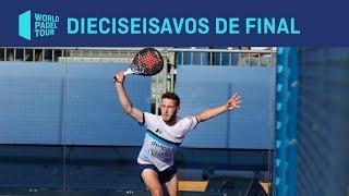 Resumen Dieciseisavos 4 Valladolid Master 2019 | World Padel Tour