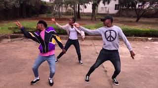 Yemi Alade-Oh My Gosh(Official Dance Video)Choreography By Dance KE 254 Dancehall Movement