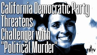 DEMOCRATS PROMISE POLITICAL MURDER TO CHALLENGERS: Kimberly Ellis Threatened