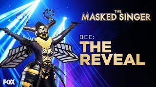 The-Bee-Is-Revealed-Season-1-Ep.-10-THE-MASKED-SINGER