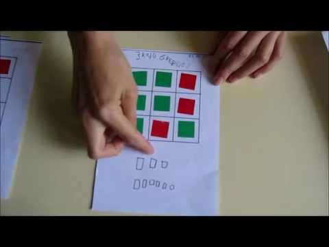 Logica Matematica En Educacion Infantil Cuadricula Y Creacion De