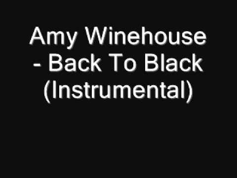 Amy Winehouse - Back To Black (Instrumental) [Download]