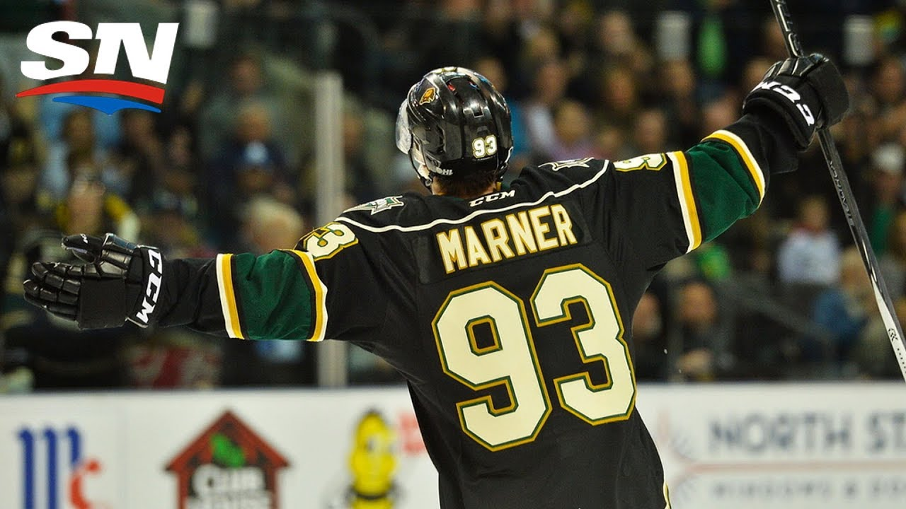 Mitch Marner - OHL Career Highlights