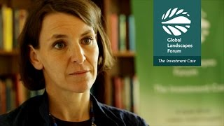 Andrea Ledward – Global Landscapes Forum 2016