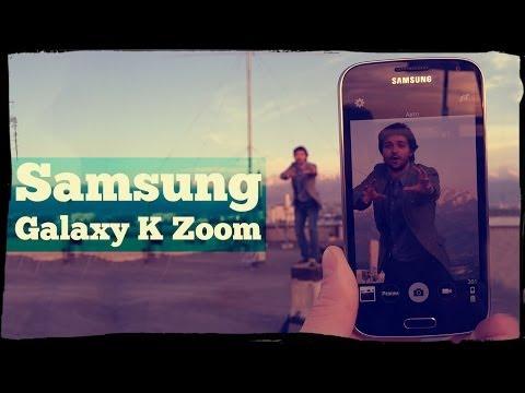 Первый обзор Samsung Galaxy K Zoom от Droider