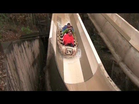 Mountain Slidewinder off-ride HD Dollywood