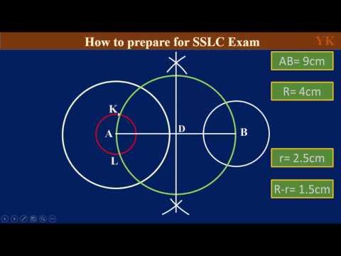 SSLC Maths Target 50   4 Marks DCT Drawing Part   7 Kannada