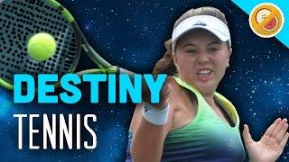Destiny TENNIS CHALLENGE - The Dream Team (Funny Moments)