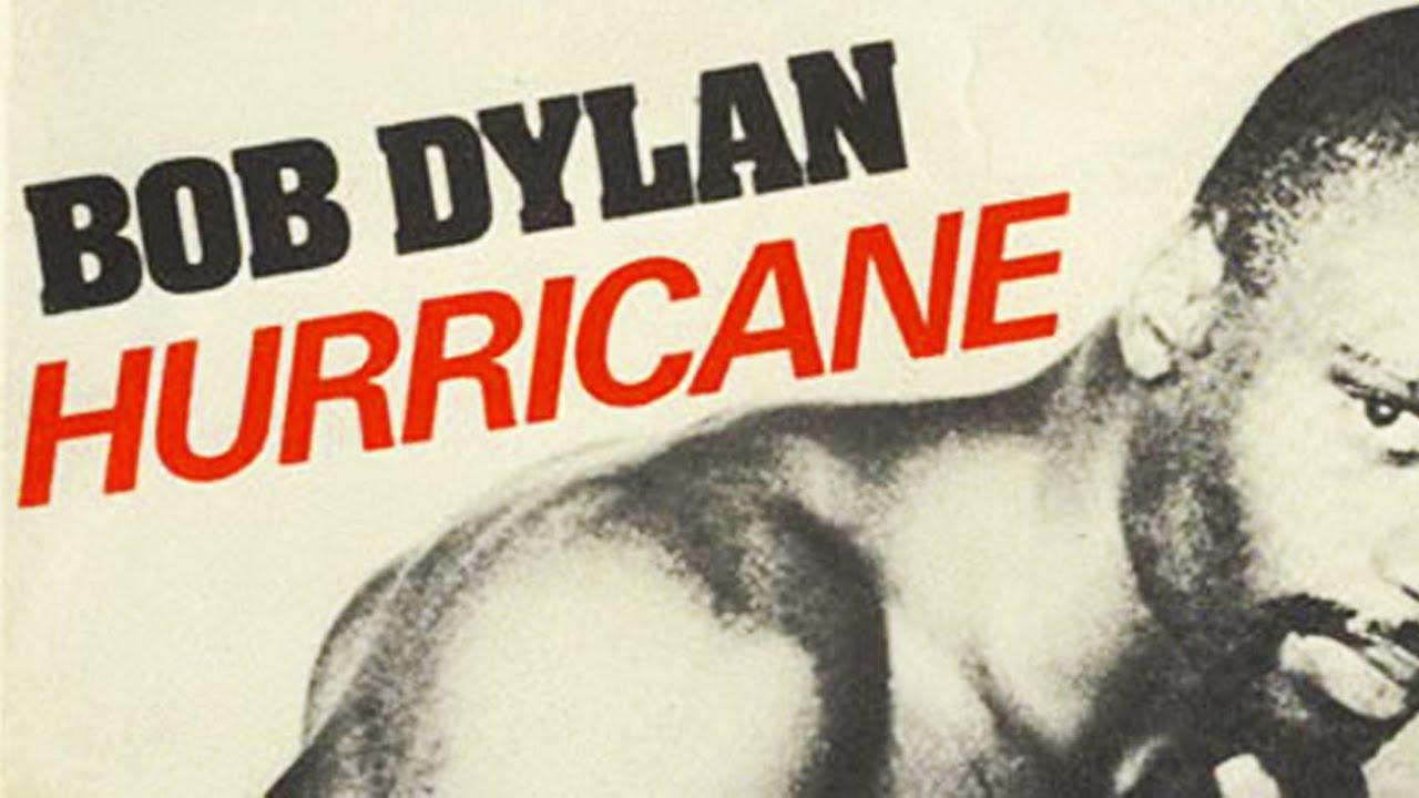 hurricane bob dylan